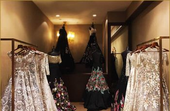 What Makes These Indo-Western Gowns by Manish Malhotra Perfect for a Wedding
