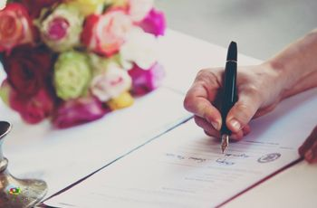 The Complete Court Marriage Documents List You Should Bookmark
