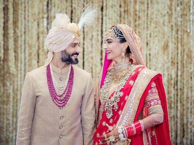Gorgeous Actress Wedding Photos to Take Inspiration From