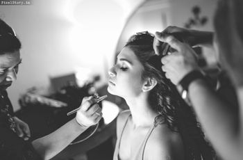 Airbrush Makeup: The Raging Bridal Makeup Technique You Need To Know About