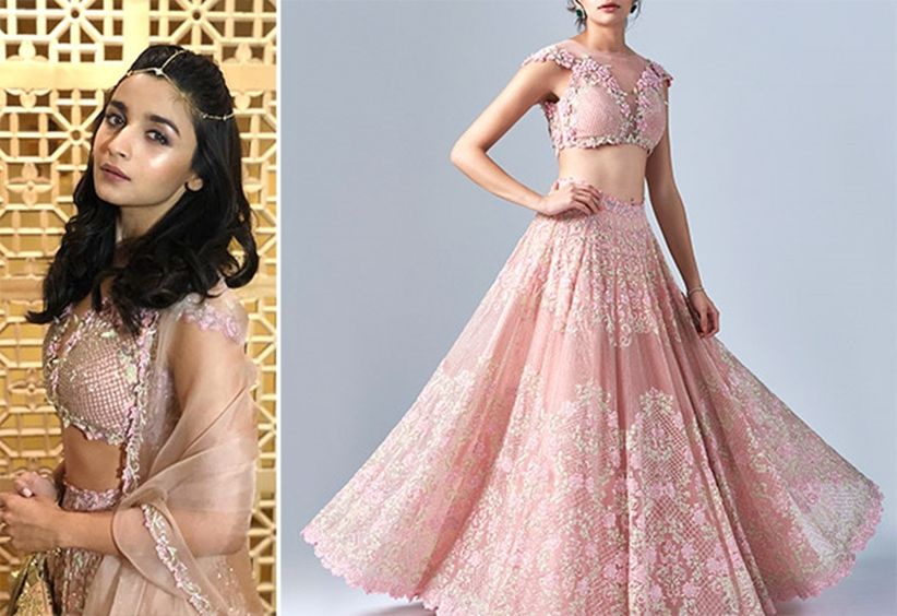 8 Stunning Alia Bhatt Images In Lehenga You Need To See For Your