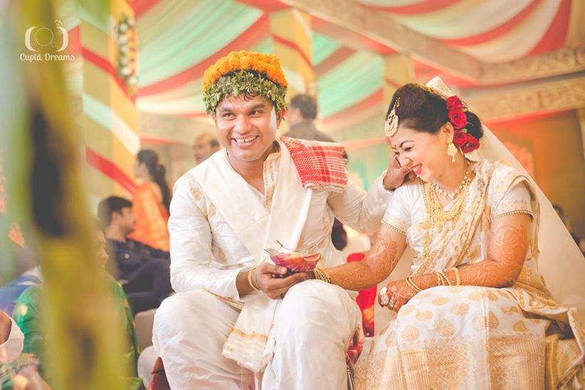 Get It Right: The Assamese Bridal Look