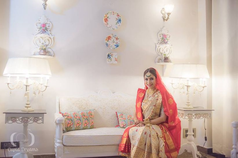 Get It Right The Assamese Bridal Look