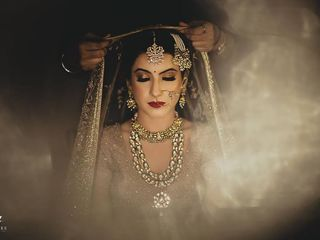 Beautiful Indian Brides Who Raised the Bar This Wedding Season