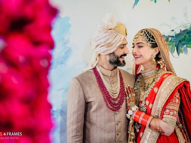 Stop Now & Check out These 5 Bollywood Weddings to Take Your Wardrobe up a Notch