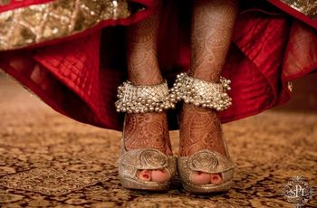 Traditional and Trendy: 8 Bridal Anklet Styles Worth A Buy