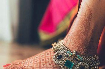 Complete Your Bridal Ensemble with Unique Payal Designs