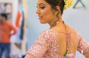 Bridal Blouse Designs: How to Choose and Craft a Unique Look