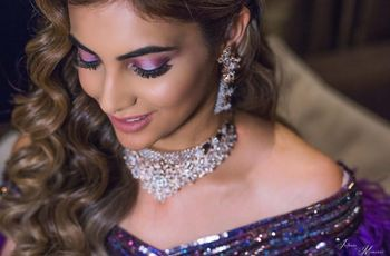 Bridal Eye Makeup: Let Your Eyes Do the Talking!