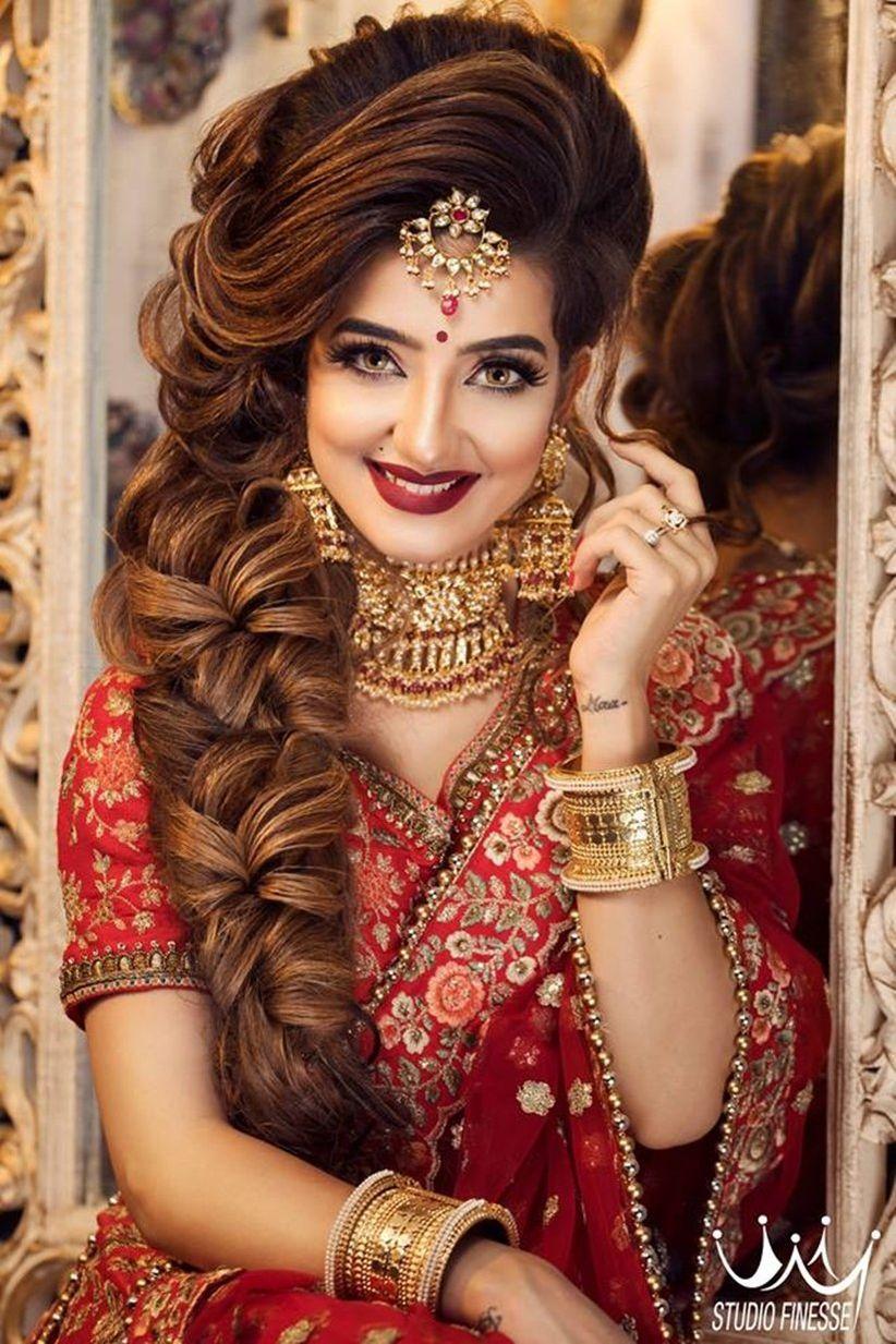 bridal makeup photoshoot | saubhaya makeup