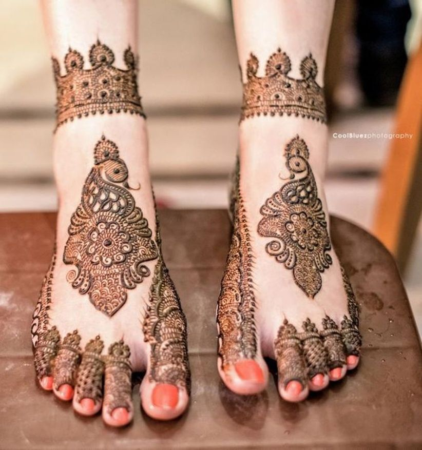 6 Intricate And Irresistible Bridal Mehndi Designs And How To Make