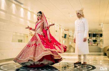 10 Desi Lehenga Choli Designs & How To Style Them Right