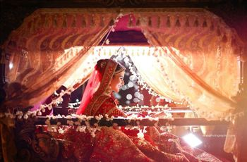 5 Trendsetting Dulhan Doli Styles to Waltz Your Way into the Big Day