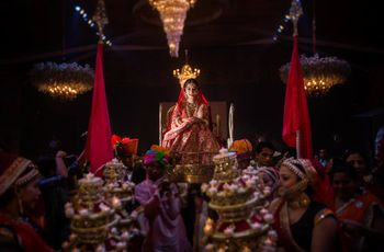 7 Awe-Inspiring Dulhan Entry Videos from Across the Country