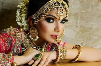 7 Dulhan Makeup Images to Look like the Bride of 21st Century