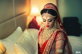 7 Dulhan Makeup Elements That Complete the Look For An Indian Bride
