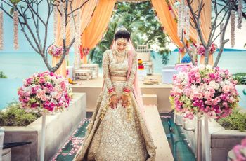 7 Golden Wedding Lehenga Mistakes You Should Watch Out For