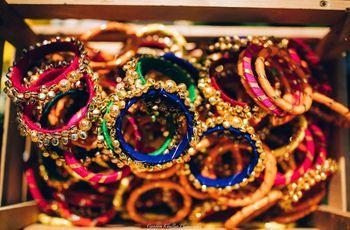 6 Absolutely Beautiful Gota Patti Jewellery Real Brides Are Loving