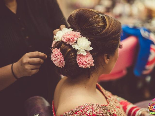 Expert Hairstylists Spill the Beans on Perfecting Your Hairstyle for Indian Wedding
