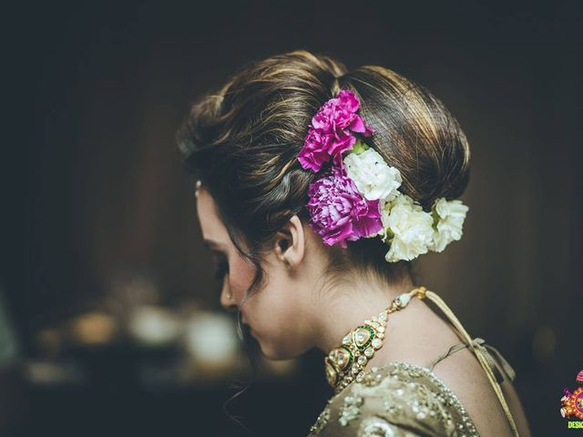 8  #weddinggoals Hairstyles on Sharara to Bring Your A-game