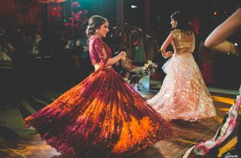 Make Your Heavy Lehenga Feel Lighter to Enjoy the Most on Your Big Day