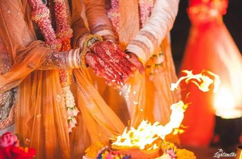 Up, Close & Personal: Hindu Marriage & The 7 Vows