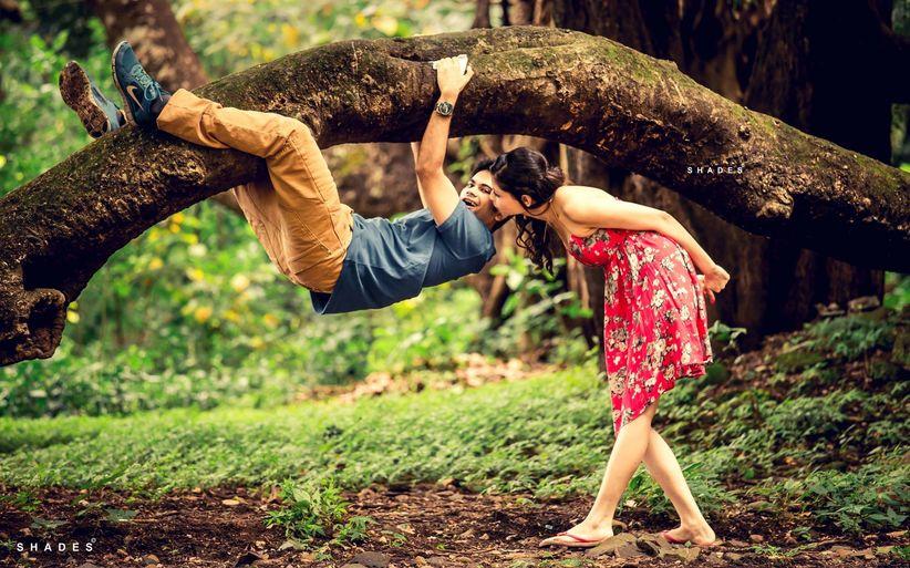Pre Wedding Gifts: 20 Indian Pre-Wedding Photoshoot Ideas That Showcase The