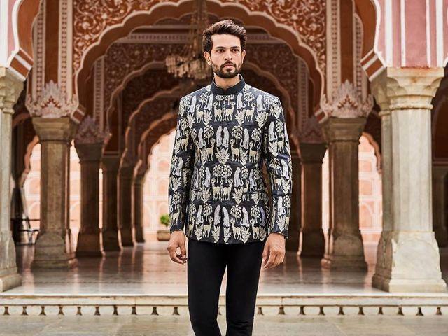 Trending Designer Indian Wedding Dresses for Men Which Are Instagram Worthy