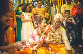 6 Awesome Indian Wedding Games to Amp up the Fun Factor at Your Wedding