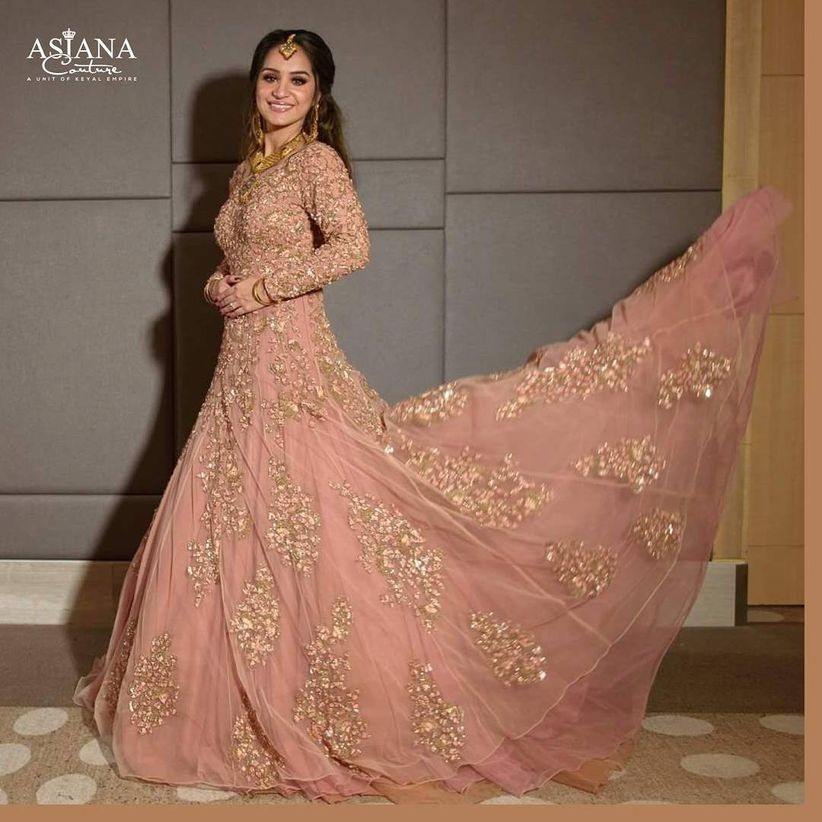 Images Wedding Gowns: The Only Galore Of Indian Wedding Gowns For All Body Types