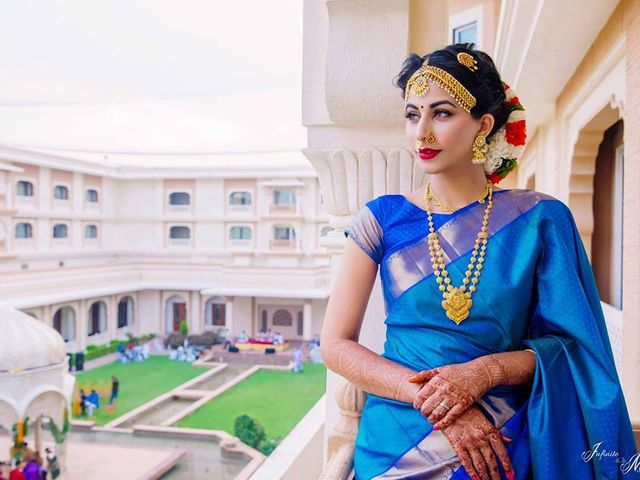 6 Stores to Buy Swoon-Worthy Kanchipuram Silk Sarees for Wedding with Price