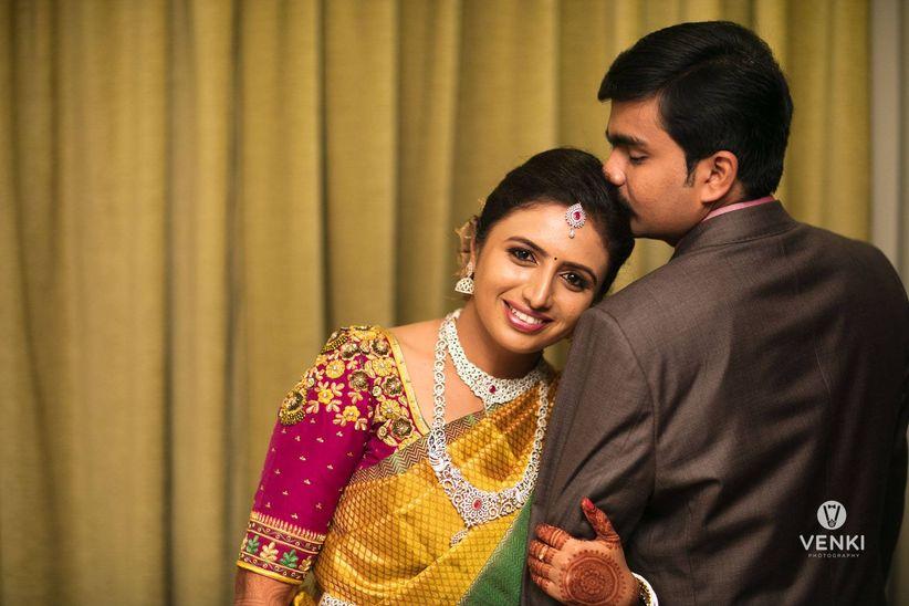 15 Kanjivaram Saree Blouse Designs That Are Bridal Outfit