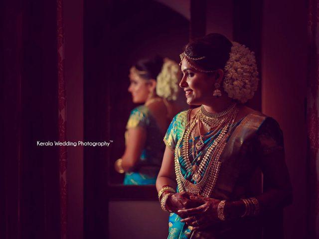 The 12 Trinket Tale Behind Traditional Kerala Wedding Jewellery Sets