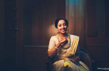 10 Kerala Wedding Photos That Are a Must-Have for Every Malayali Wedding Album