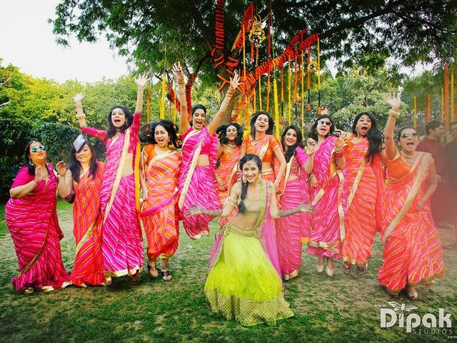 Get Drenched in Fun, Laughter and Emotions with These Ladies Sangeet Songs
