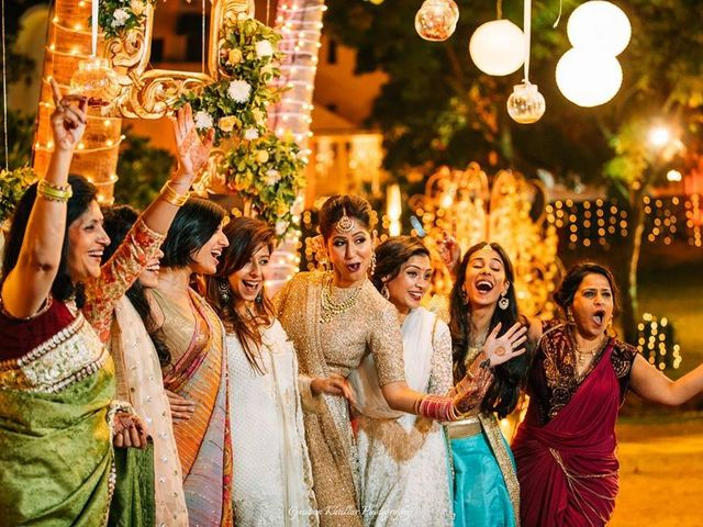 Here's How You Get A Perfect Ladies Sangeet Ceremony