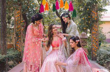 8 Lancha Image Inspirations That Are Raging This Wedding Season