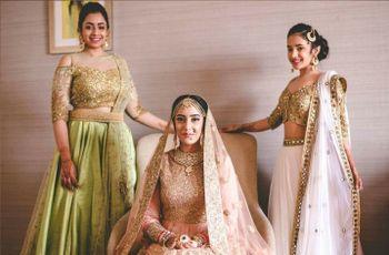10 Manish Malhotra Lehengas Spotted on Real Brides