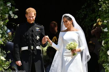 Christian Wedding Dress Cues From Meghan Markle's Royal Wedding