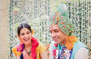 Mehndi Wedding Theme: A new wedding inspiration style