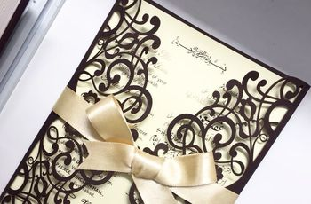 All the Muslim Wedding Invitation Cards Details That Go into Crafting One