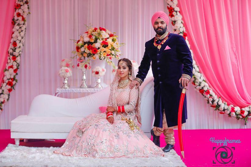 1a6b84214c1 Pastel Lehenga Photos That Are Absolute Bridal Wear Goals