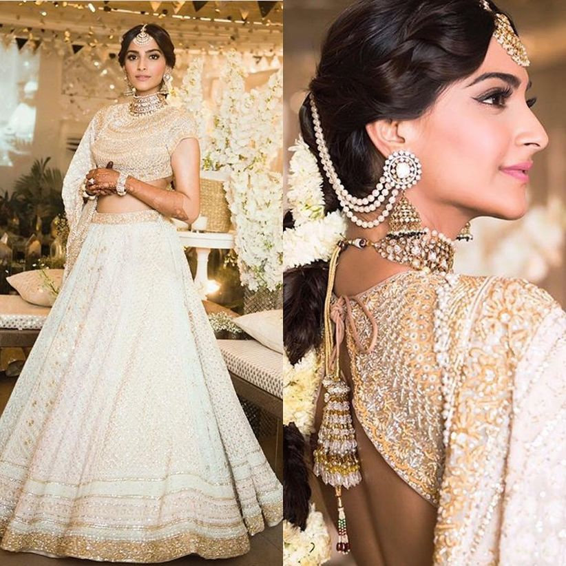 Pastel Lehenga Photos That Are Absolute Bridal Wear Goals