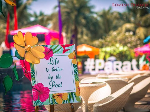 Pool Party Ideas: How to Plan and Get An Epic Summer Wedding