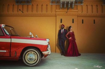 Pre-Wedding Shoot Locations in Delhi to Accentuate Your Picture Story