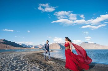 5 Expert Pre-wedding Photography Tips for an Unbelievable Photoshoot