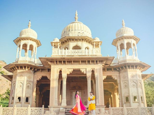 6 Locations for a Pre-Wedding Shoot in Jaipur and How to Do It Right