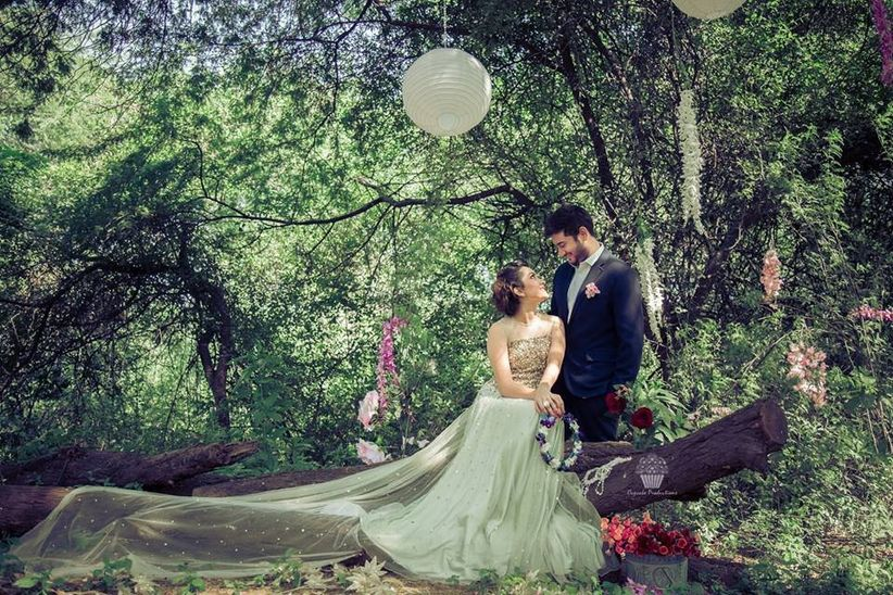 20 Different Pre Wedding Shoot Poses For Every Couple