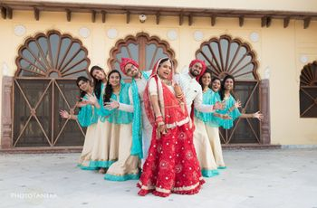 6 Real Rajasthani Dance Forms You Can Prep For An Amazing Sangeet Performance