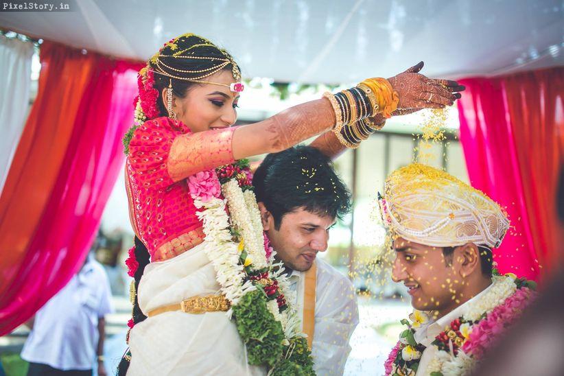 Reddy wedding rituals